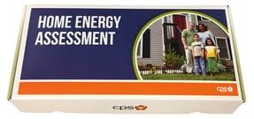 Savenow home energy assessment program for Energy efficiency kits