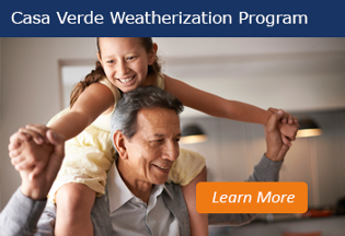 Casa Verde Weatherization Program