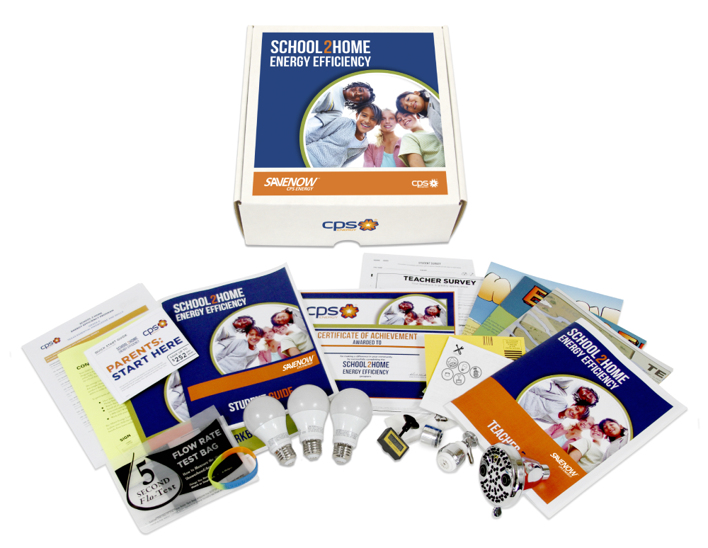 CPS Home Energy School Program Kit Photo 2017-2018